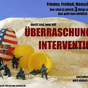 Überraschungs Intervention!